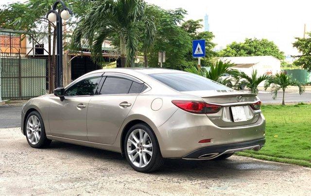 Bán Mazda 6 2.0 SX 2015, xe đẹp cá nhân cam kết chất lượng bao check hãng2