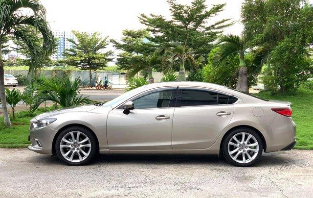 Bán Mazda 6 2.0 SX 2015, xe đẹp cá nhân cam kết chất lượng bao check hãng3