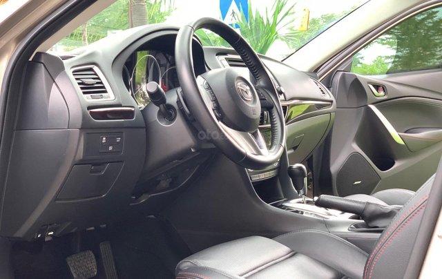 Bán Mazda 6 2.0 SX 2015, xe đẹp cá nhân cam kết chất lượng bao check hãng6