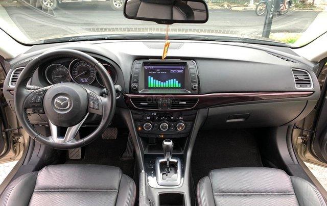 Bán Mazda 6 2.0 SX 2015, xe đẹp cá nhân cam kết chất lượng bao check hãng9