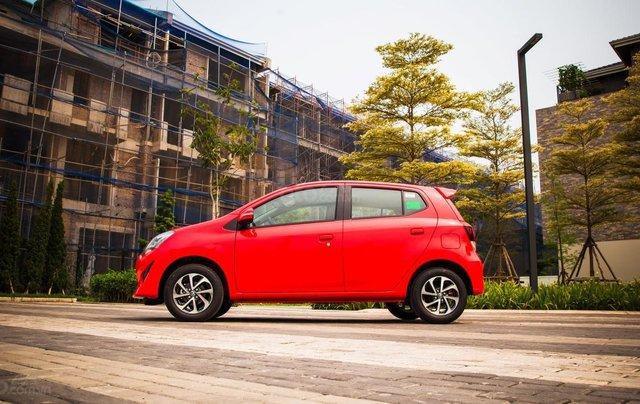 Bán xe Toyota Wigo 1.2G MT 2019 ưu đãi giá tốt nhất, hỗ trợ trả góp, LH ngay 09788358500