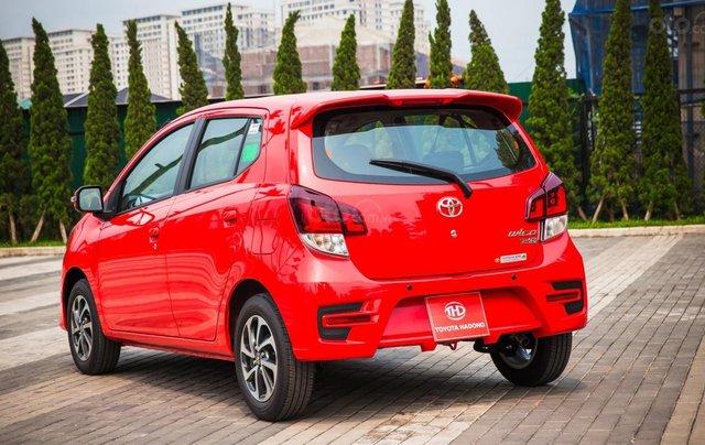 Bán xe Toyota Wigo 1.2G MT 2019 ưu đãi giá tốt nhất, hỗ trợ trả góp, LH ngay 09788358502