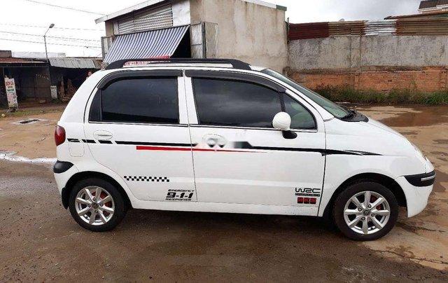 Bán xe Daewoo Matiz năm sản xuất 2005, màu trắng, xe nhập còn mới2
