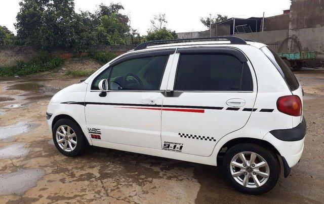 Bán xe Daewoo Matiz năm sản xuất 2005, màu trắng, xe nhập còn mới3
