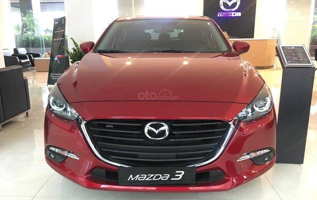 Mazda 3 1.5 giá cạnh tranh, siêu ưu đãi mùa ngâu lên đến 70tr0