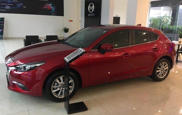 Mazda 3 1.5 giá cạnh tranh, siêu ưu đãi mùa ngâu lên đến 70tr3