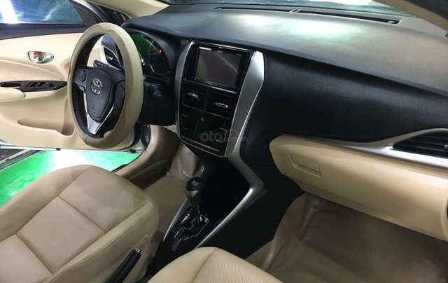 Xe Toyota Vios đăng ký 2018, màu bạc ít sử dụng giá chỉ 540 triệu đồng7