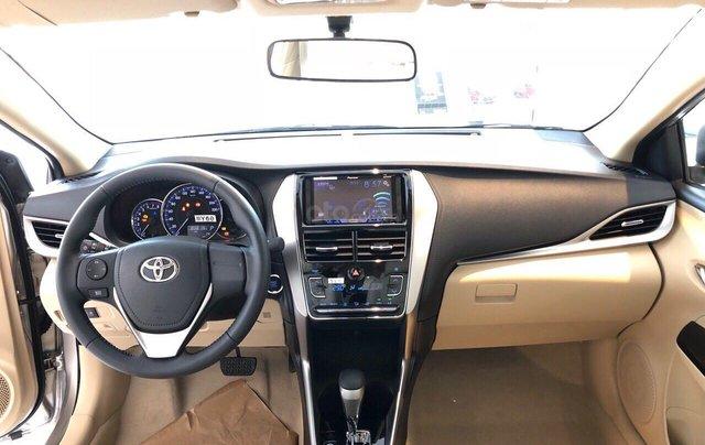 Toyota Vios 1.5 G CVT 2019, sẵn xe, đủ màu giao ngay, hỗ trợ trả góp 80%, lãi suất ưu đãi. LH: 097.656.00124