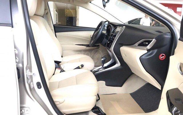 Toyota Vios 1.5 G CVT 2019, sẵn xe, đủ màu giao ngay, hỗ trợ trả góp 80%, lãi suất ưu đãi. LH: 097.656.00125