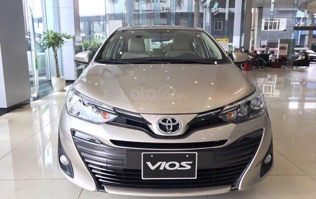 Toyota Vios 1.5 G CVT 2019, sẵn xe, đủ màu giao ngay, hỗ trợ trả góp 80%, lãi suất ưu đãi. LH: 097.656.00120