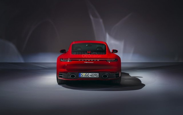 Porsche 911 thế hệ mới tiếp tục chào đón thành viên mới Carrera Coupe và Carrera Cabriolet2