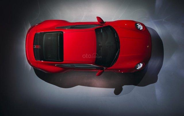 Porsche 911 thế hệ mới tiếp tục chào đón thành viên mới Carrera Coupe và Carrera Cabriolet1
