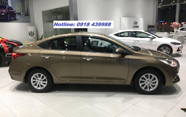 All New Accent 2019 MT FULL, giao xe ngay, thanh toán 145tr - LH: 09184399881