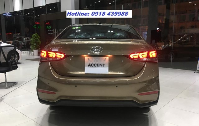 All New Accent 2019 MT FULL, giao xe ngay, thanh toán 145tr - LH: 09184399882