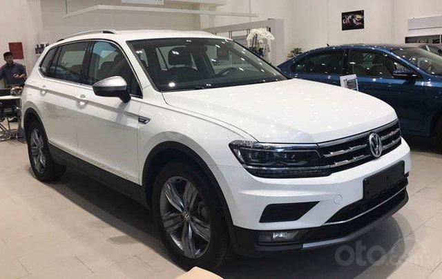 Volkswagen Tiguan Allspace 7 chỗ màu trắng, ưu đãi cực tốt giao ngay3