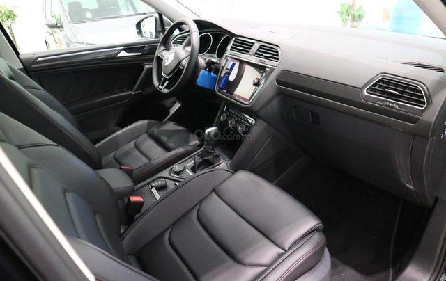 Volkswagen Tiguan Allspace 7 chỗ màu trắng, ưu đãi cực tốt giao ngay4