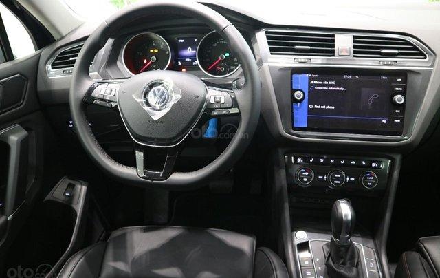 Volkswagen Tiguan Allspace 7 chỗ màu trắng, ưu đãi cực tốt giao ngay7