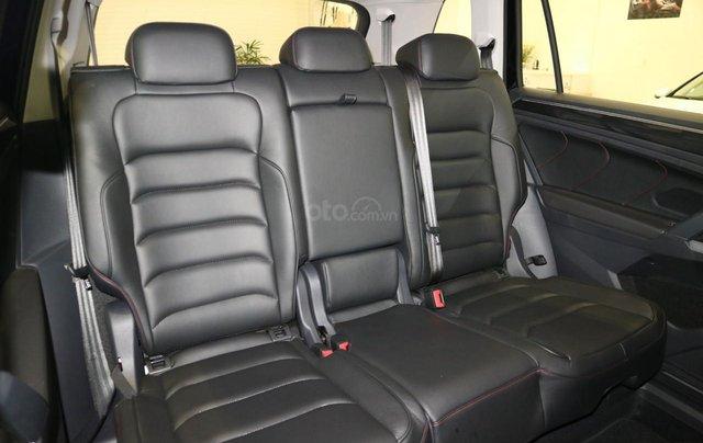Volkswagen Tiguan Allspace 7 chỗ màu trắng, ưu đãi cực tốt giao ngay8
