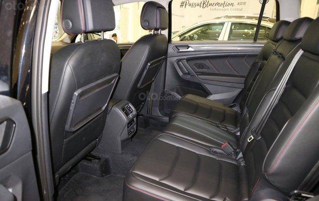 Volkswagen Tiguan Allspace 7 chỗ màu trắng, ưu đãi cực tốt giao ngay5