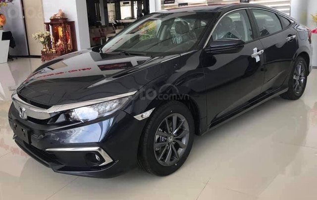 Bán Civic 2019, nhập Thái, 789 triệu, ưu đãi 20 triệu, xe giao ngay1