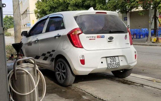 Bán Kia Morning Van sản xuất 2012, màu trắng, nhập khẩu chính chủ, giá tốt2