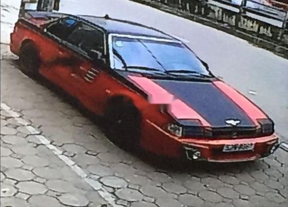 Bán xe Honda Accord đời 1987, hai màu, xe nhập2
