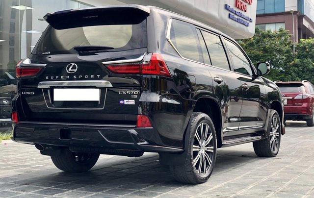 Bán Lexus LX570 Super Sport sản xuất 2018, màu đen siêu lướt, LH 094.539.2468 Ms. Hương7