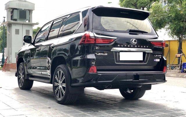 Bán Lexus LX570 Super Sport sản xuất 2018, màu đen siêu lướt, LH 094.539.2468 Ms. Hương8