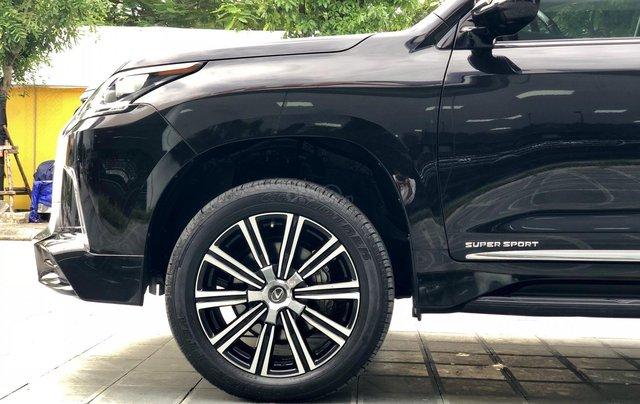 Bán Lexus LX570 Super Sport sản xuất 2018, màu đen siêu lướt, LH 094.539.2468 Ms. Hương6