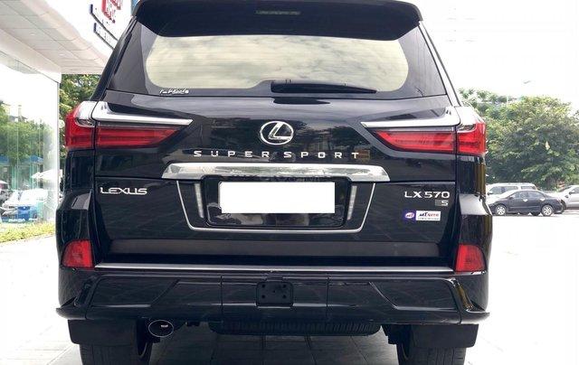 Bán Lexus LX570 Super Sport sản xuất 2018, màu đen siêu lướt, LH 094.539.2468 Ms. Hương9