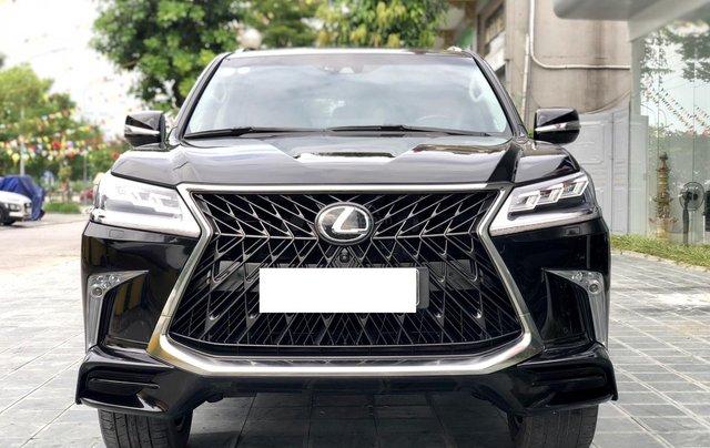 Bán Lexus LX570 Super Sport sản xuất 2018, màu đen siêu lướt, LH 094.539.2468 Ms. Hương0