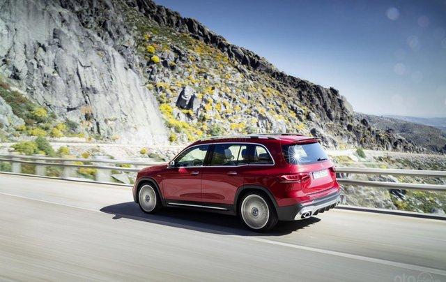 Tiếp nối GLE Coupe, Mercedes-AMG GLB 35 2020 ra mắt với động cơ 302 mã lực2