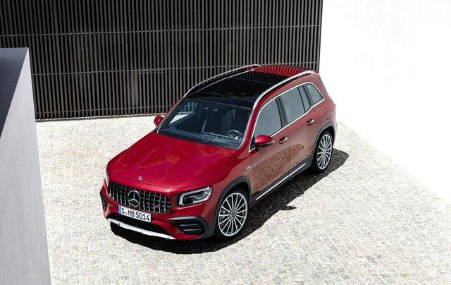 Tiếp nối GLE Coupe, Mercedes-AMG GLB 35 2020 ra mắt với động cơ 302 mã lực15