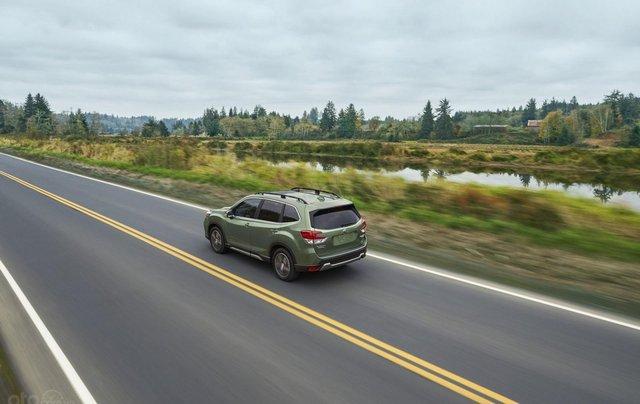 Subaru Forester 2020 cập nhật nhiều công nghệ trợ lái hiện đại2