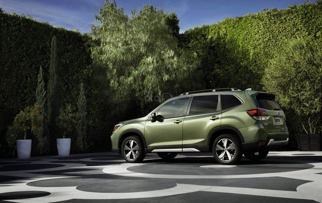 Subaru Forester 2020 cập nhật nhiều công nghệ trợ lái hiện đại3