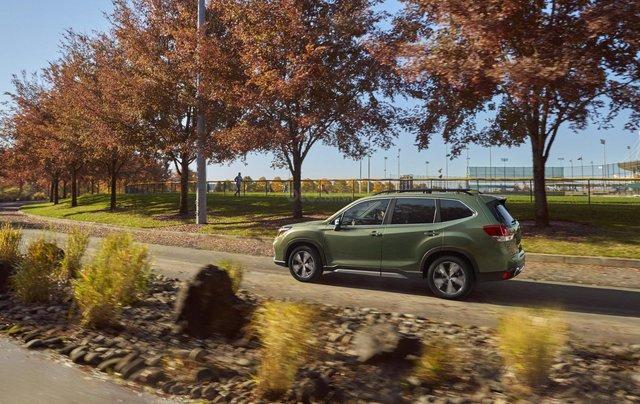 Subaru Forester 2020 cập nhật nhiều công nghệ trợ lái hiện đại7