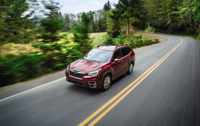 Subaru Forester 2020 cập nhật nhiều công nghệ trợ lái hiện đại8