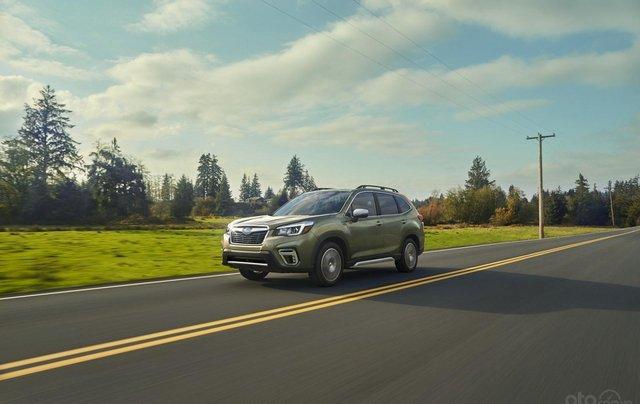Subaru Forester 2020 cập nhật nhiều công nghệ trợ lái hiện đại9