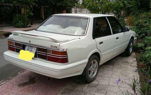 Bán Toyota Camry đời 1995, màu trắng, xe nhập, giá chỉ 57 triệu3
