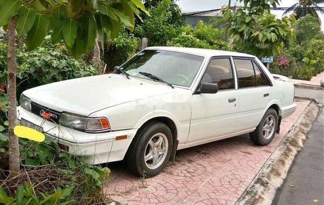 Bán Toyota Camry đời 1995, màu trắng, xe nhập, giá chỉ 57 triệu0