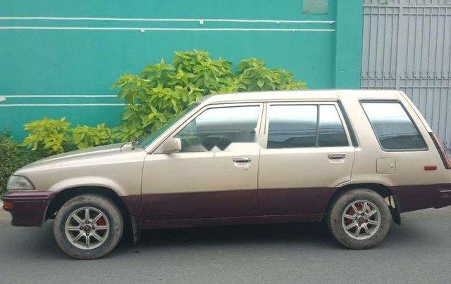 Cần bán xe Toyota Tercel đời 1986, nhập khẩu nguyên chiếc giá cạnh tranh0