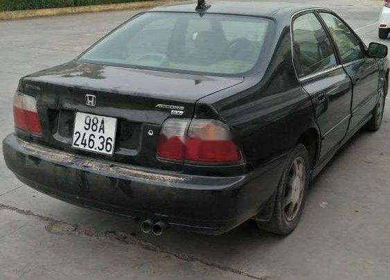 Bán xe Honda Accord năm sản xuất 1994, màu đen, nhập khẩu nguyên chiếc, giá tốt1