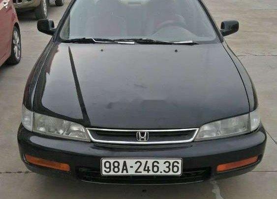 Bán xe Honda Accord năm sản xuất 1994, màu đen, nhập khẩu nguyên chiếc, giá tốt0