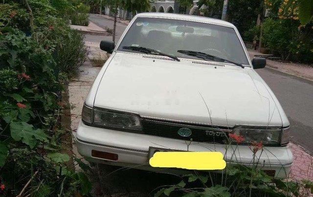 Bán Toyota Camry đời 1995, màu trắng, xe nhập, giá chỉ 57 triệu1