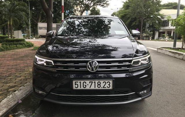 Thanh lý gấp Volkswagen Tiguan AllSpace Demo 2018, màu đen, nhập khẩu, 1 tỷ 7 lăn bánh, thương lượng0
