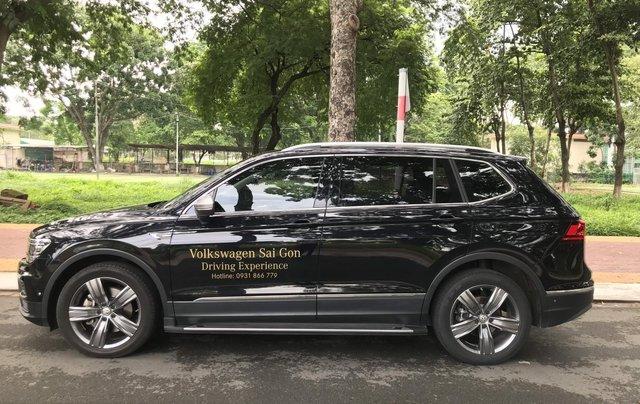 Thanh lý gấp Volkswagen Tiguan AllSpace Demo 2018, màu đen, nhập khẩu, 1 tỷ 7 lăn bánh, thương lượng2