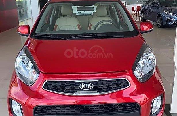 Cần bán xe Kia Morning AT năm 2019, màu đỏ1