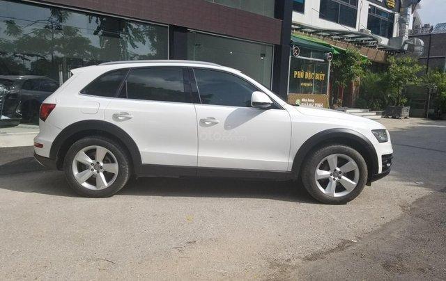 Bán Audi Q5 sx 2015, màu trắng, nhập khẩu1