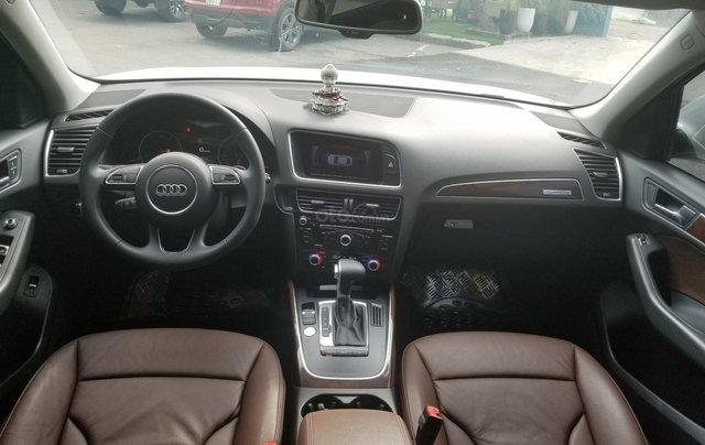 Bán Audi Q5 sx 2015, màu trắng, nhập khẩu3