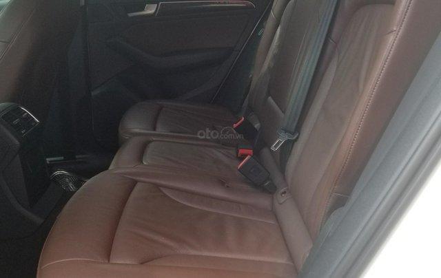 Bán Audi Q5 sx 2015, màu trắng, nhập khẩu7